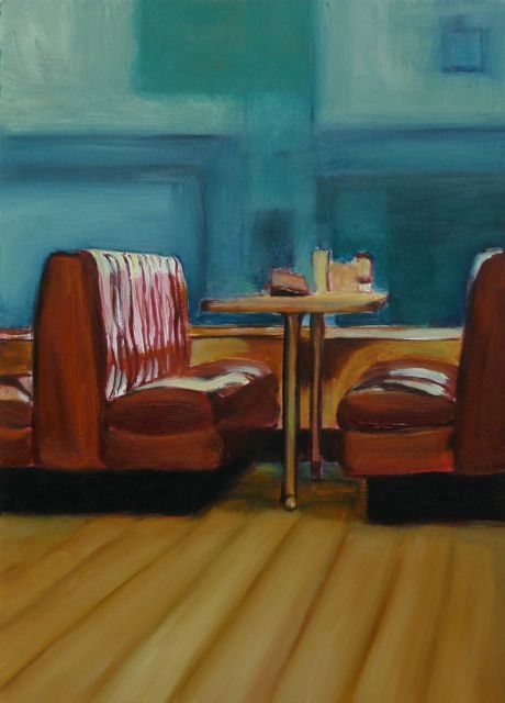 red banquette medium